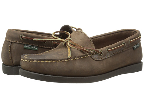 Eastland - Yarmouth (Bomber Brown Leather) Women
