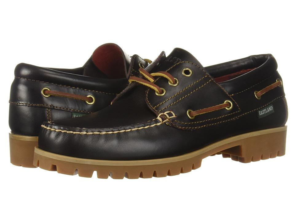 dbd443bb9049 ... UPC 094352287899 product image for Eastland Seville (Burgundy Leather)  Men s Lace Up Moc Toe ...