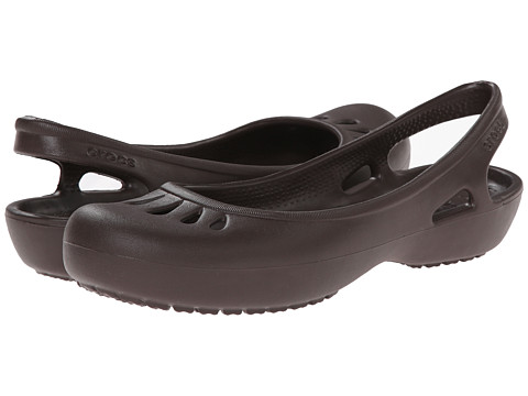 fd1ac9be44393 ... UPC 883503261884 product image for Crocs Malindi (Brown) Women s Slip  on Shoes