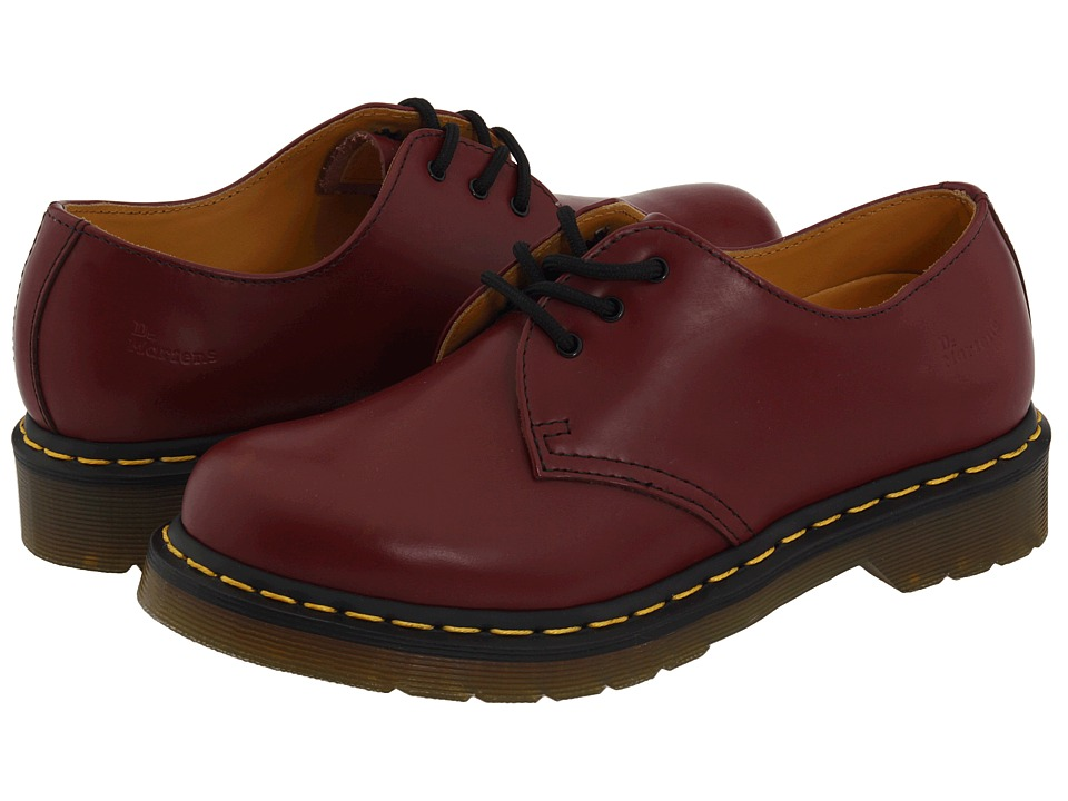 Dr. Martens - 1461 W (Cherry Red) Women