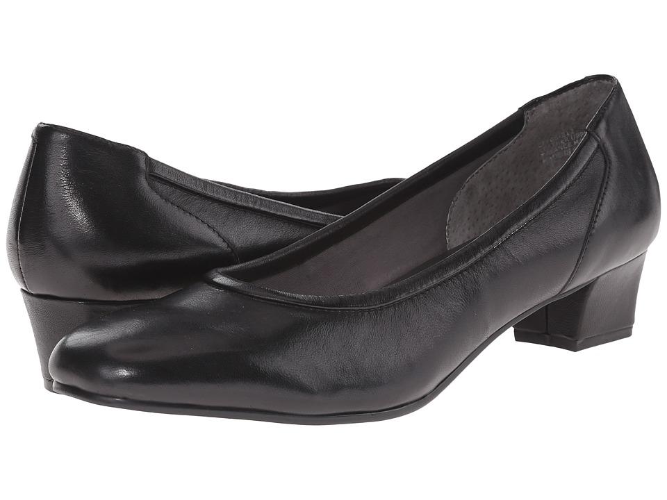 David Tate - Supreme (Black) Women's Slip on  Shoes
