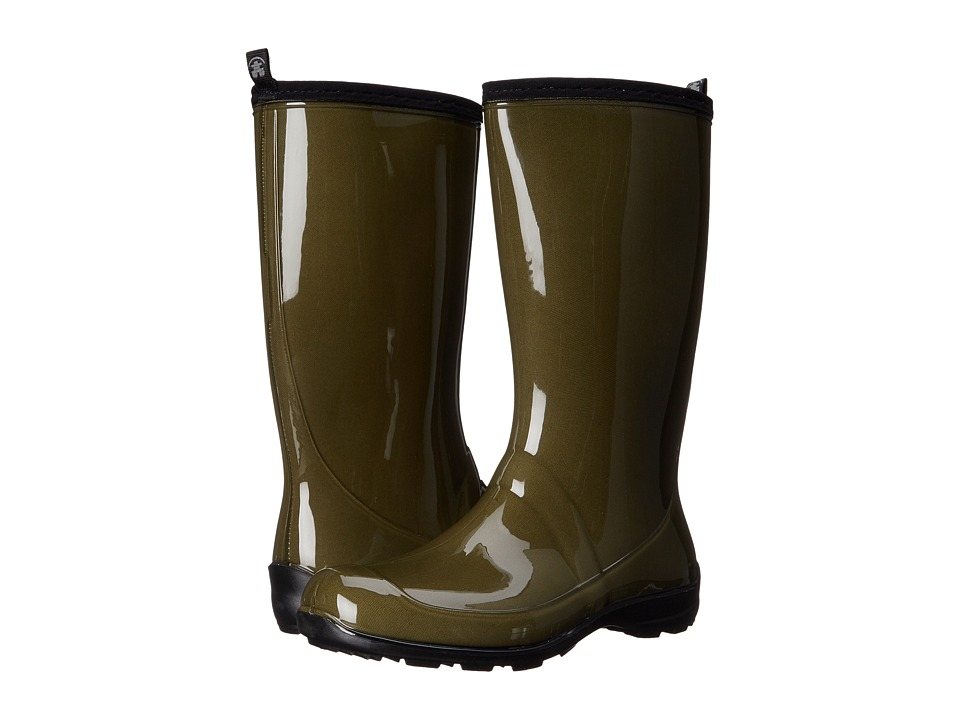 Kamik - Heidi (Olive) Women's Waterproof Boots