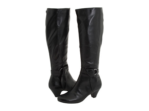 Aerosoles - Infamous (Black PU) Women