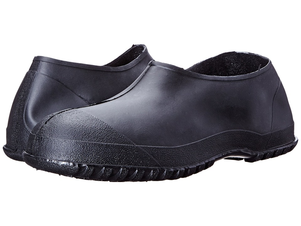 Tingley Overshoes - Work Rubber (Black) Men's Overshoes Accessories Shoes