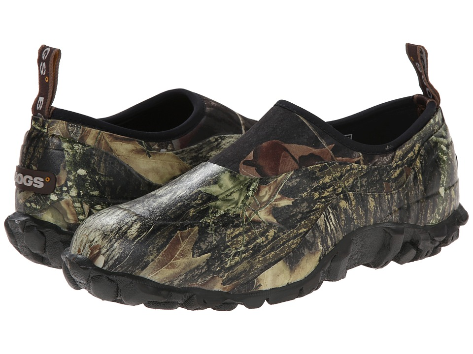 Bogs - Camo Valley Walker (Mossy Oak) Men's Shoes