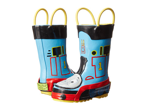 Western Chief Kids - Thomas The Train Rainboot (Toddler/Little Kid/Big Kid) (Blue/Thomas The Train) Boys Shoes