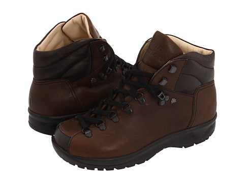 Finn Comfort - Garmisch - 3911 (Ebony) Men's Cold Weather Boots