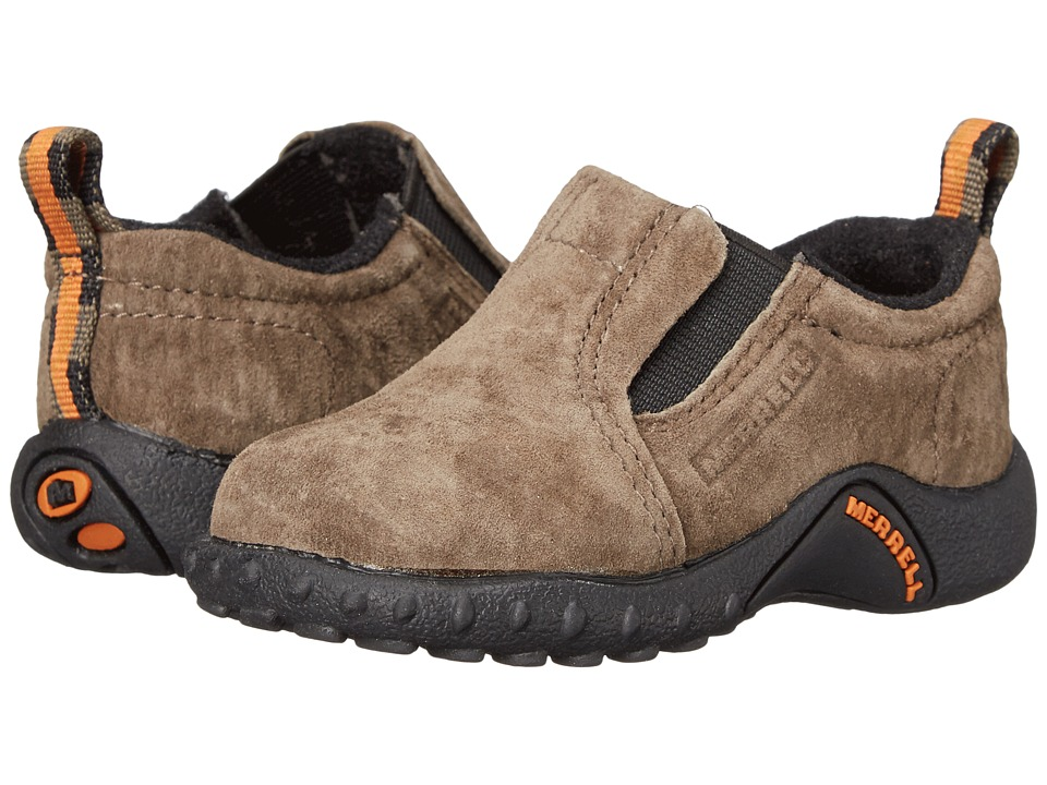Merrell Kids - Jungle Moc Jr (Infant/Toddler) (Gunsmoke) Kids Shoes