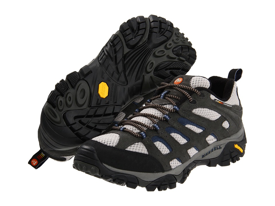 Merrell Moab Ventilator (Beluga/Denim Blue) Men
