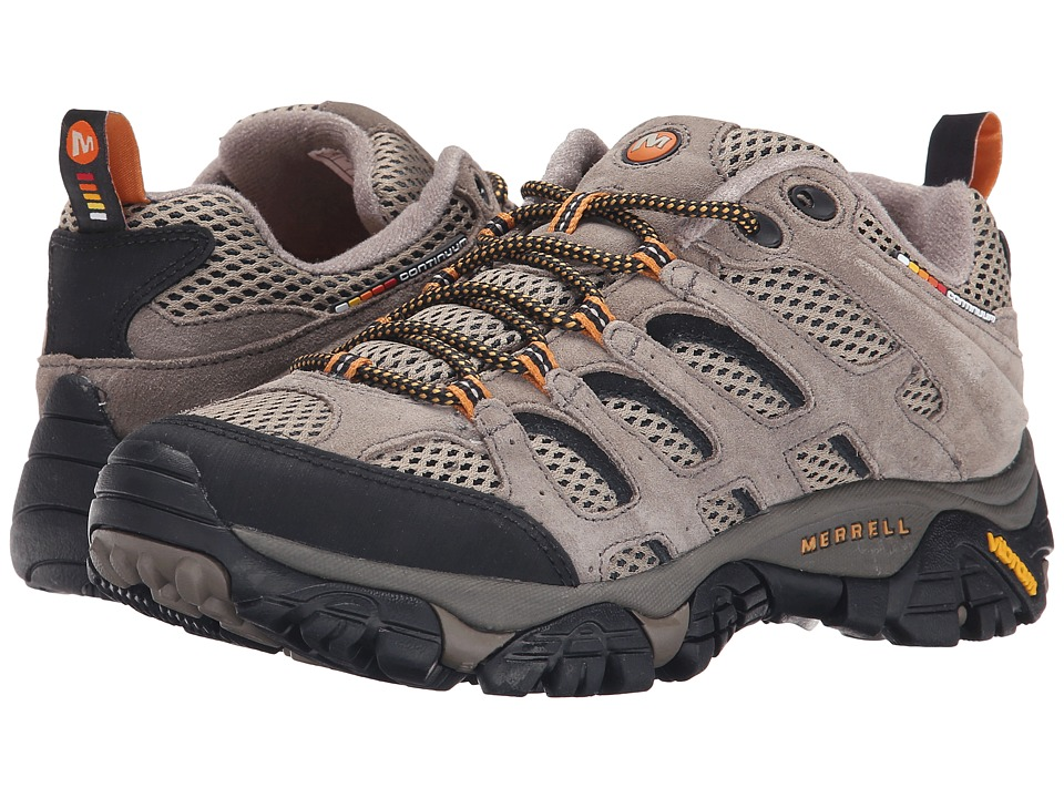 Merrell - Moab Ventilator (Walnut) Men's Lace up casual Shoes