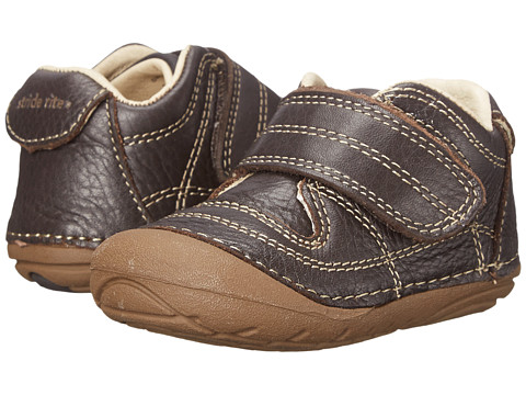 Stride Rite - SRT SM Foal (Infant/Toddler) (Brown/Coffee) Boys Shoes