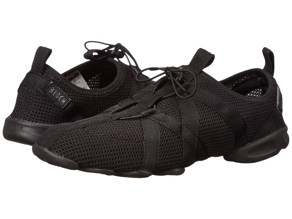 Bloch - Fusion Dance Sneaker (Black) Women's Shoes
