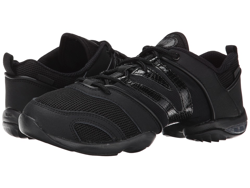 Bloch - Evolution Dance Sneaker (Black) Shoes