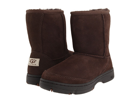 UGG Kids - Ultimate (Toddler/Little Kid/Big Kid) (Chocolate) Kids Shoes