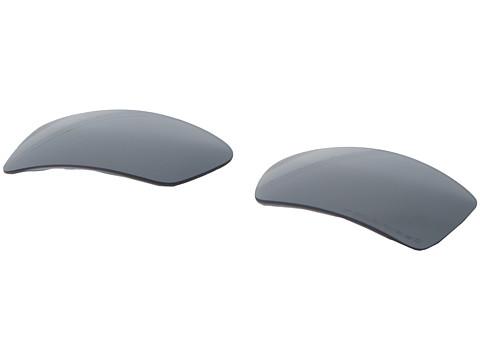Oakley Gas Can - Replacement Lenses (Black Iridium Polarized) Sport Sunglasses