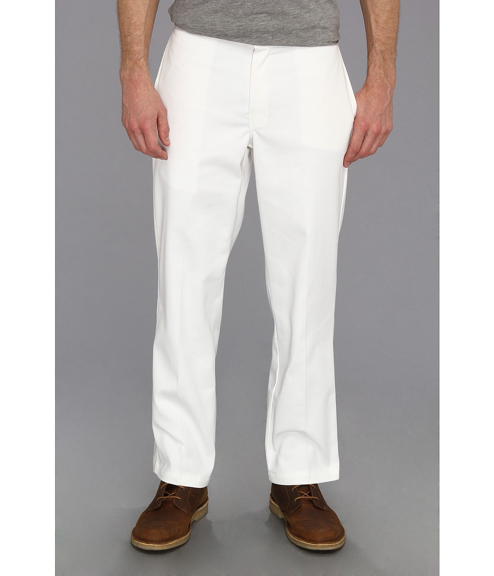 Dickies - Traditional 874 Work Pant (White) Men's Casual Pants