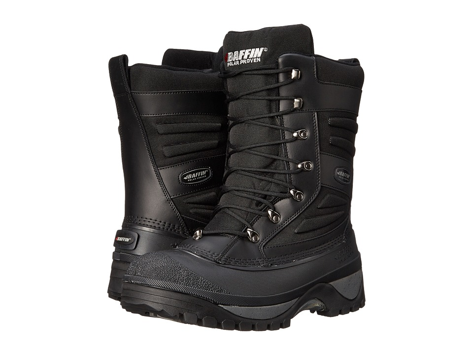 Baffin - Crossfire (Black) Men's Cold Weather Boots
