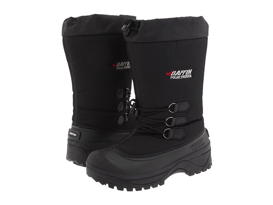 Baffin - Arctic (Black) Men's Cold Weather Boots
