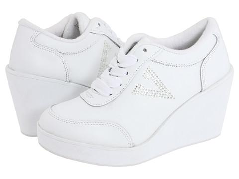 5458ed85b9e7 616809193920. VOLATILE Cash (White) Women s Wedge Shoes