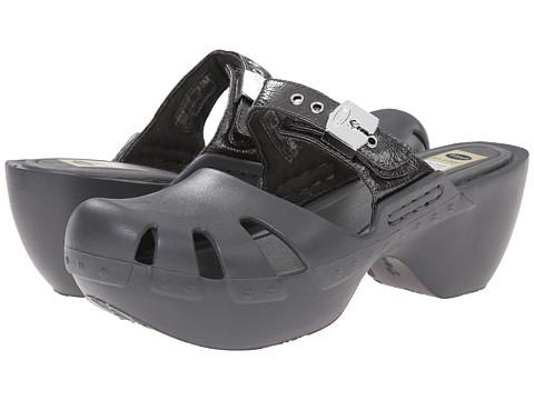Dr. Scholl's - Dance (Pewter Rumple) Women's Clog/Mule Shoes