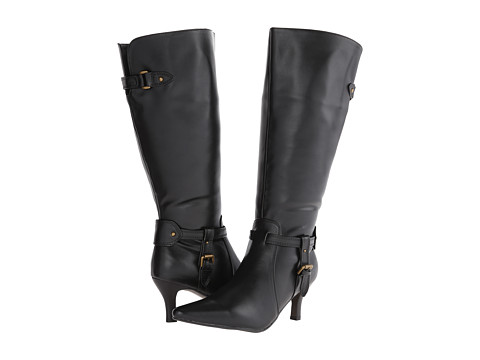rsvp - Janna (Extra Wide Calf) (Black) Women's Boots
