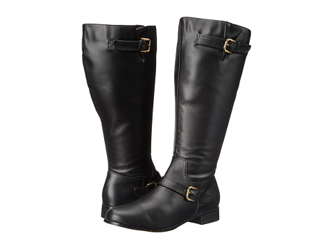 rsvp - Rider (Extra Wide Calf) (Black) Women's Wide Shaft Boots