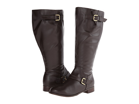 rsvp - Rider (Extra Wide Calf) (Brown) Women