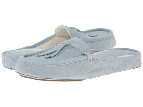 Patricia Green - Greenwich (Light Blue Suede) Women