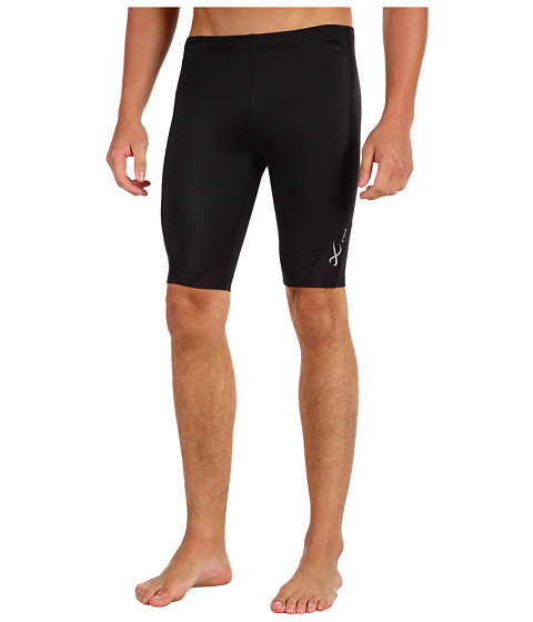 CW-X - Expert Short (Black) Men's Shorts