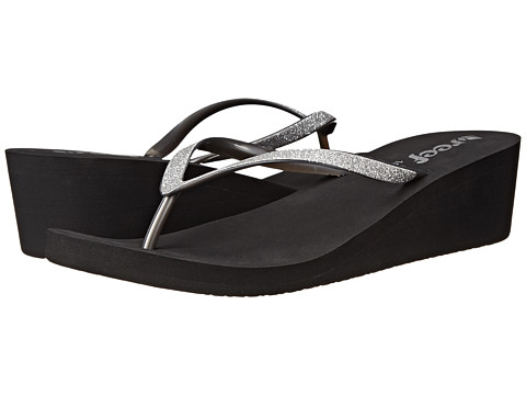 Reef - Krystal Star (Black/Silver) Women