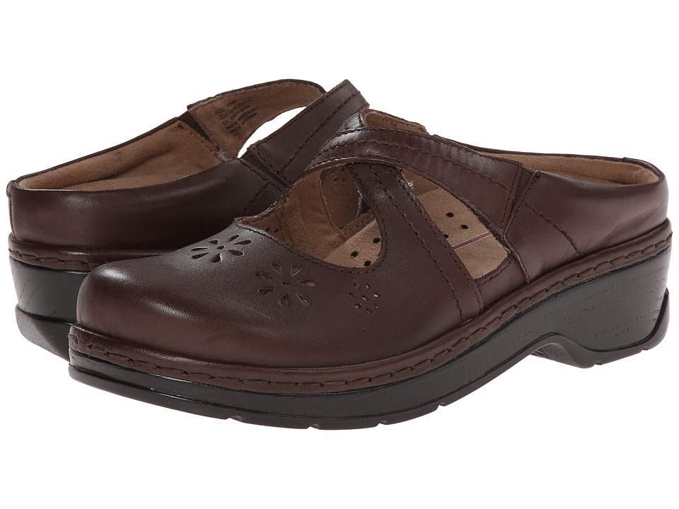 Klogs Footwear - Carolina (Coffee Smooth) Women's Clog Shoes