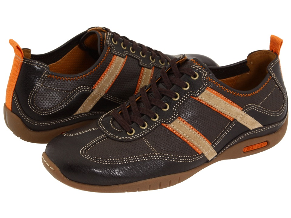 Cole Haan - Air Terrel Ox (Dark Brown) Men's Lace up casual Shoes