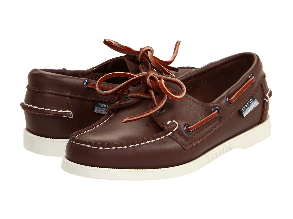 Sebago - Docksides(r) (Brown Elk) Women's Lace up casual Shoes