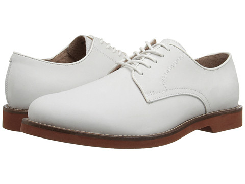 Bass - Buckingham (White Nubuck) Men