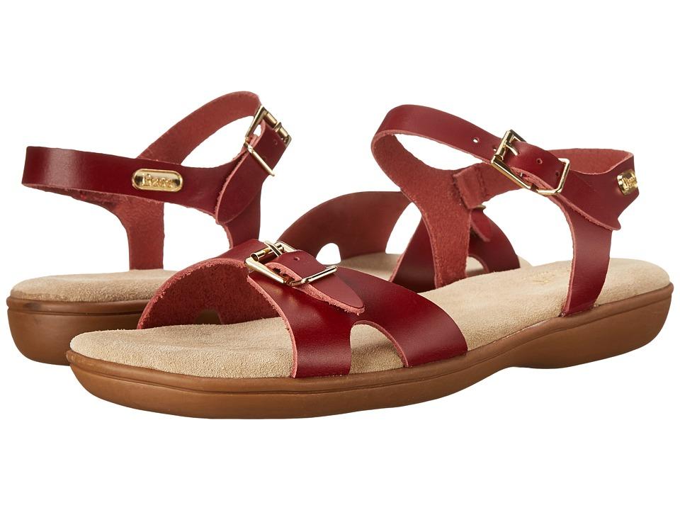 Bass - Joanne (Cinnamon Leather) Women's Sandals