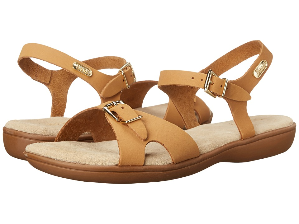 Bass - Joanne (Tan Leather) Women's Sandals