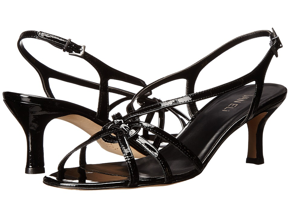 Vaneli - Modesta (Black Patent) Women's Dress Sandals