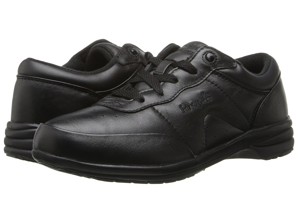 Propet - Washable Walker Medicare/HCPCS Code = A5500 Diabetic Shoe (Black) Women's Walking Shoes