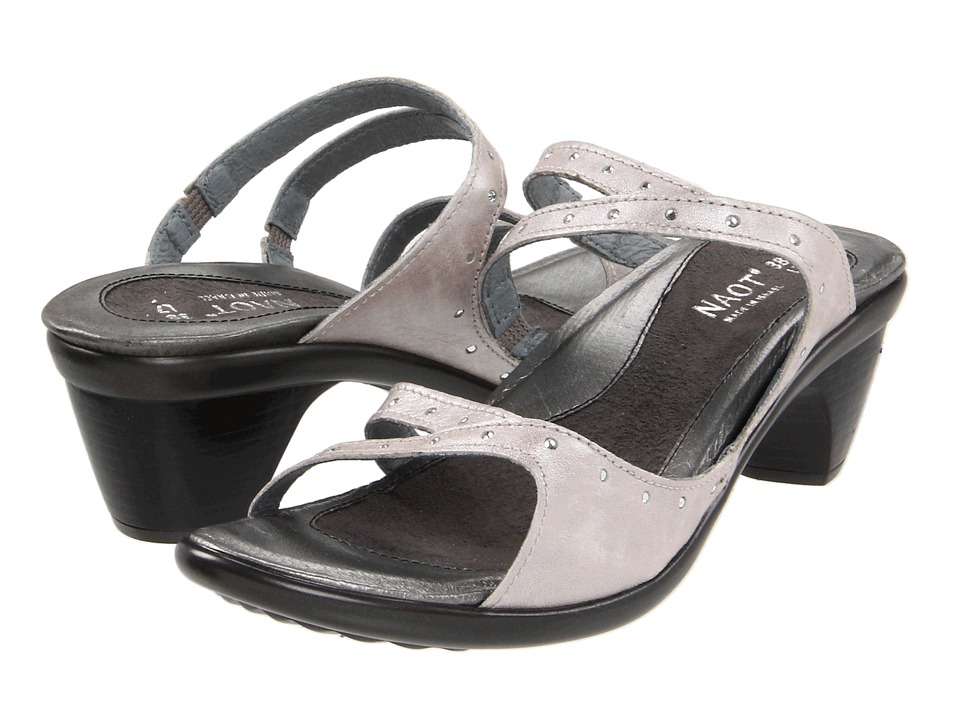 Naot Footwear - Vital (Quartz Leather) Women's Dress Sandals