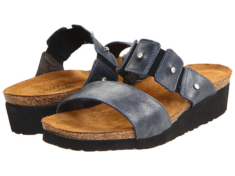 Naot Footwear - Ashley (Steel Leather) Women's Sandals