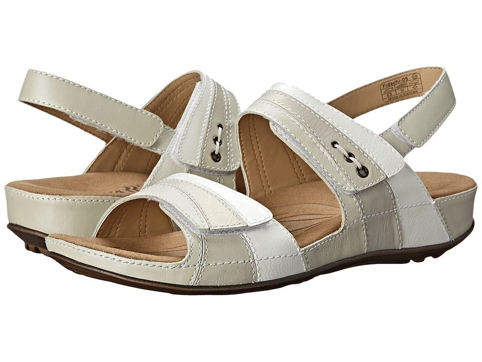 Romika - Fidschi 05 (Deville White) Women's Sandals