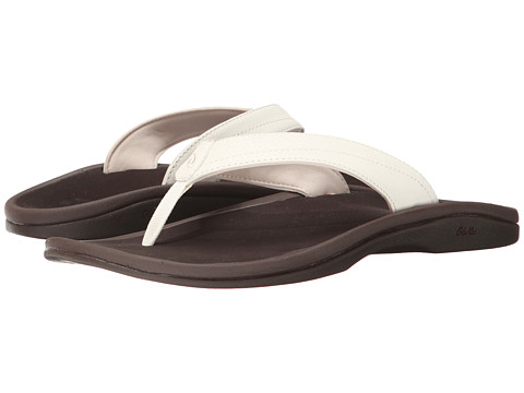 OluKai - Ohana W (Off White/Dark Java) Women