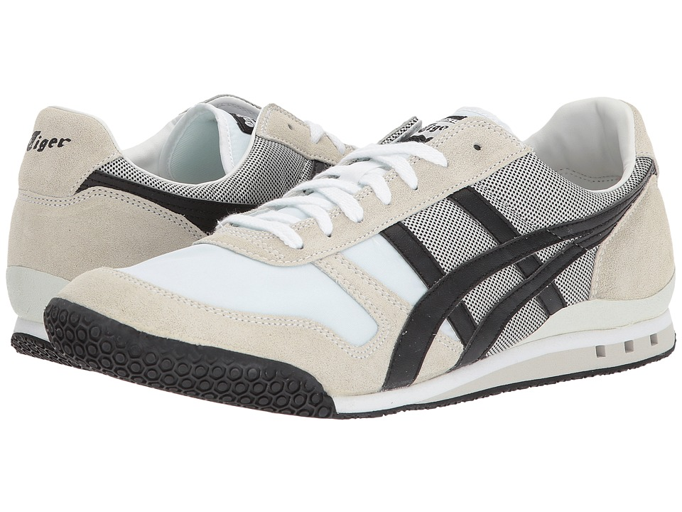 Onitsuka Tiger by Asics - Ultimate 81 (EXCLUSIVE! White/Mixed Black) Classic Shoes