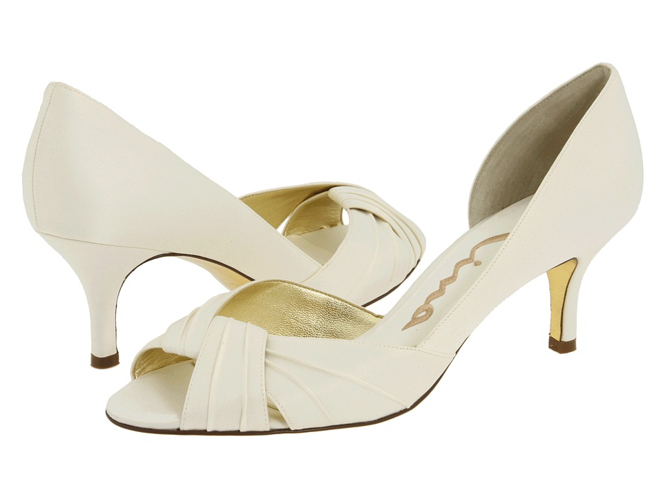 Nina Culver (Ivory Satin) Women