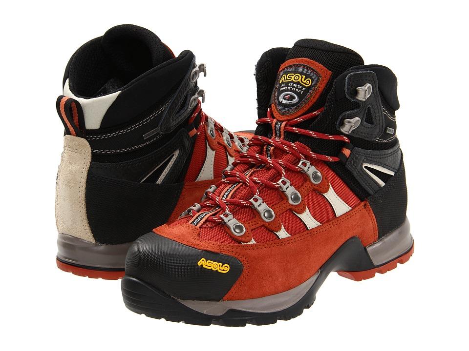 Asolo - Stynger GTX(r) (Spice/Black) Women's Boots