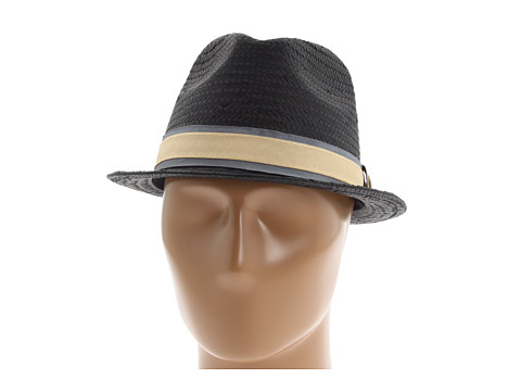 Goorin Brothers - Hammond (Black) Fedora Hats