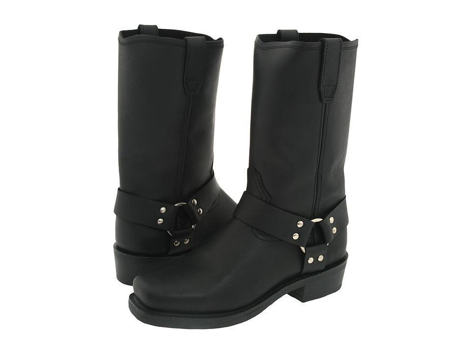 Dingo - Dean (Black) Cowboy Boots