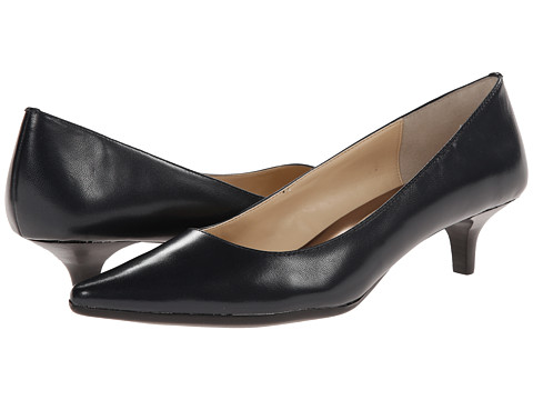 Calvin Klein - Diema (Navy) Women's 1-2 inch heel Shoes