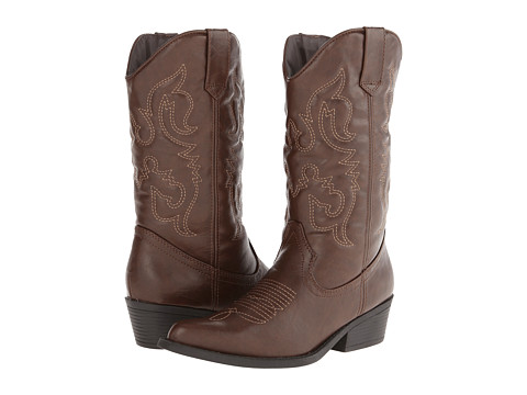 Madden Girl - Sanguine (Brown Paris) Cowboy Boots