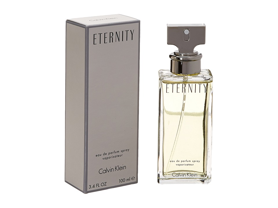 Calvin Klein - Eternity by Calvin Klein Fragrance EDP 3.4 OZ Spray (No Color) Fragrance